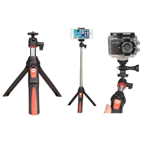 cheap sale incredible prices top design BENRO MK10 Smart Mini Tripod Tongsis (for HP & Action Cam)