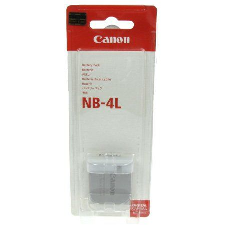 Canon Nb 4l Lithium Ion Battery For Ixus 100 Is Ixus 110 Is Ixus 115 Hs Ixus 130 Is Ixus 220 Hs Ixus 230 Hs
