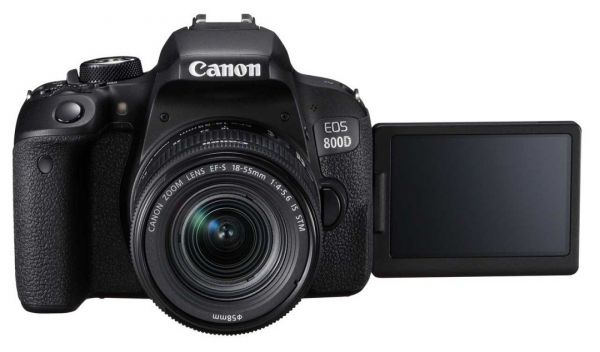 Canon EOS 800D WIFI 18-55mm IS STM Kit