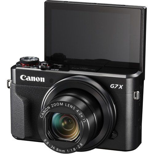Image result for Canon PowerShot G7 X Mark III