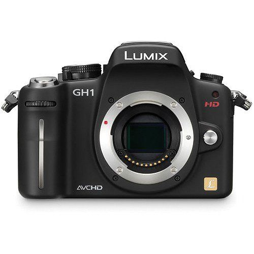 a0e1ef50c4 Jual Panasonic Lumix DMC-GH1 Body Only Digital Camera