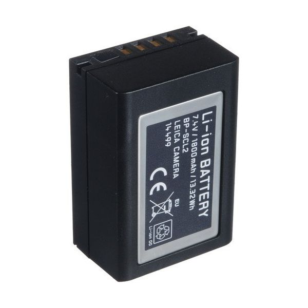 Lithium Ion Battery >> Leica Bp Scl2 Lithium Ion Battery Pack