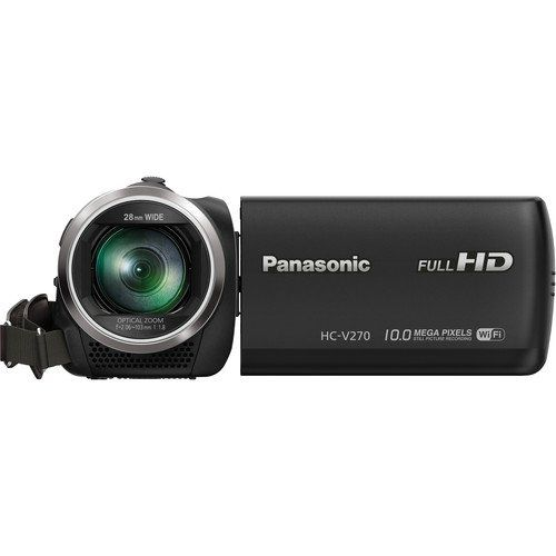 Panasonic HC-V270 Full HD Camcorder
