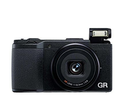 Ricoh Digital Camera GR II OTH Black