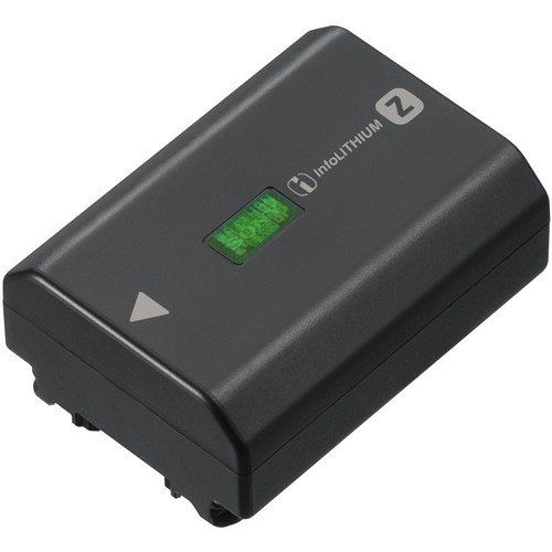Lithium Ion Battery >> Sony Np Fz100 Rechargeable Lithium Ion Battery 2280mah