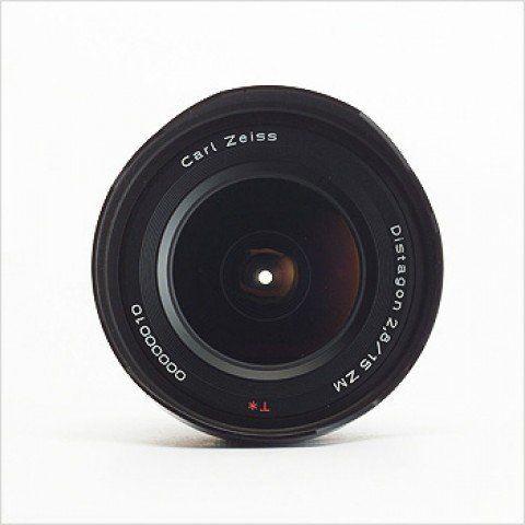Carl Zeiss Distagon T* 15mm f2 8 ZM