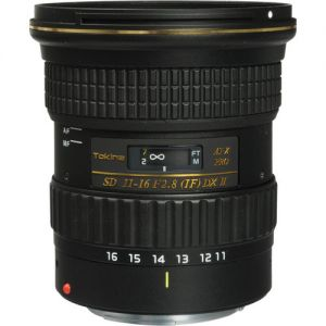 Tokina AT-X 116 PRO DX-II 11-16mm f/2.8 Lens for Canon
