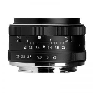 Meike 50mm F2 Manual Focus Lens for Canon and Sony