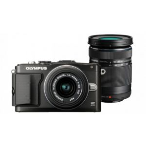 Olympus PEN EPL5 with 14-42mm + 40-150mm (Harga Promo)