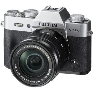 Fujifilm X-T20 with 16-50mm + 50-230mm + Instax Share SP-2