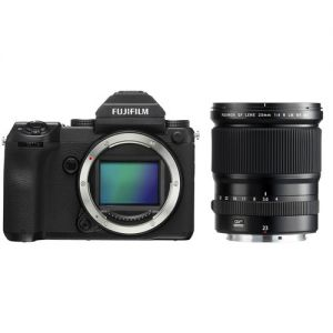 Fujifilm GFX 50S Medium Format With GF 23mm F4 R LM WR