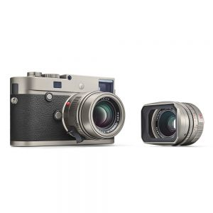 Leica M-P Type 240 Titanium Limited Edition (NEW) Rp. 342.280.000.-