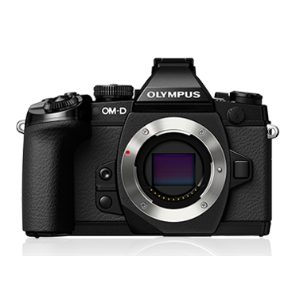 Olympus OMD E-M1 Body Only + HLD-7 (Battery Grip for E-M1)
