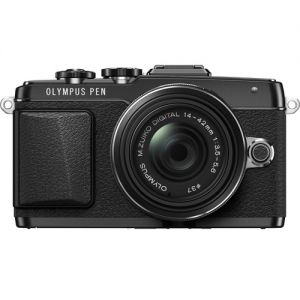 Olympus PEN E-PL7 with 14-42mm f3.5-5.6 II R