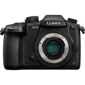 Panasonic Lumix DC-GH5 Micro Four Thirds Body Only