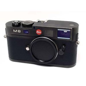 Leica M8 Body Only Black (used) kondisi 95%