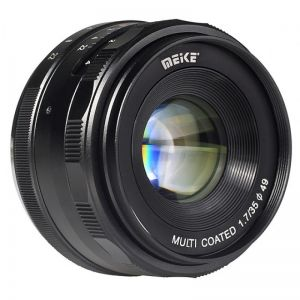 Meike 35mm F1.7 Manual Focus Lens for Canon and Sony
